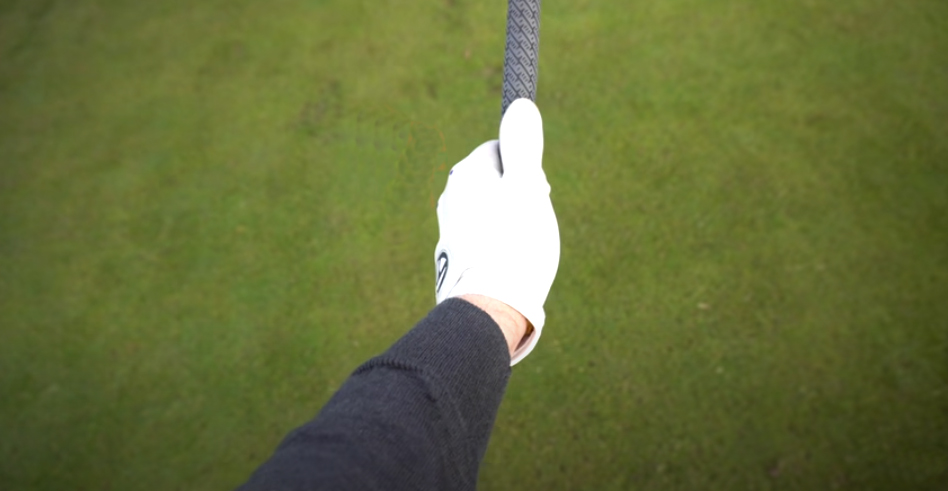 Golf Grip can cause problems