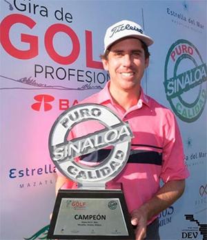 Cazaubón wins in Mazatlán