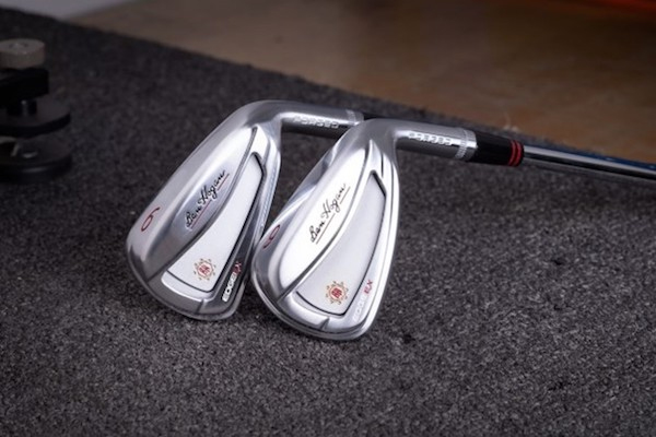 Ben Hogan launch new irons